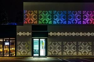 """Lighting design за ресторант """"Корията"""" - София"""