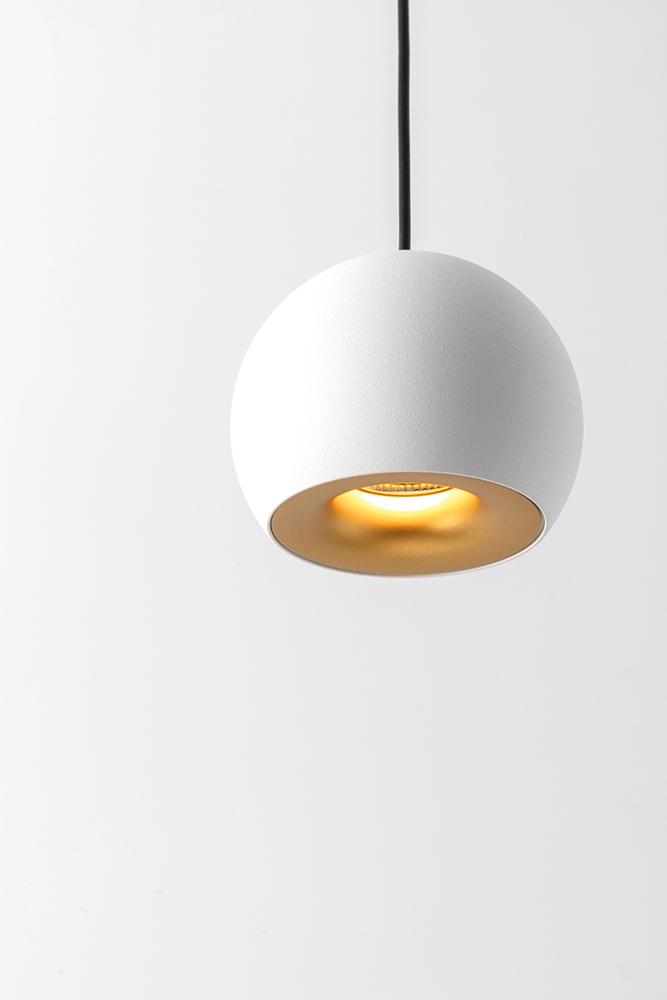 SmartBall - дизайнерски осветителни тела от Modular Lighting Instruments