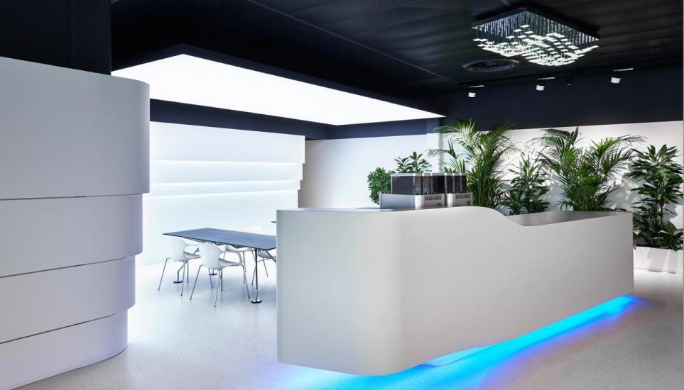 Офис осветление от най-ново поколение