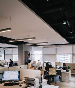Правилното осветление повишава работоспособността